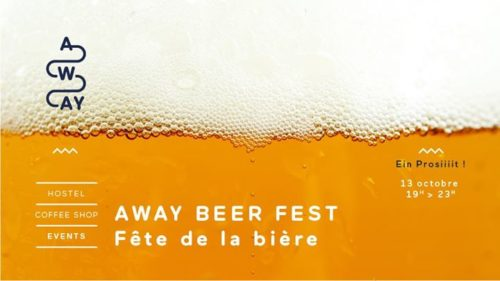 Away Beer Fest