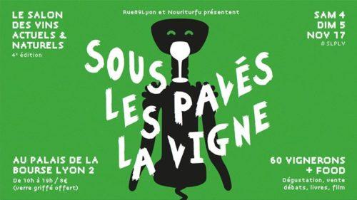 Sous les pavés la vigne ! (Lyon, 4e édition)