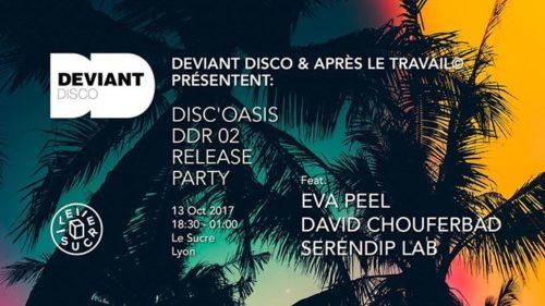 Après le travail © x Deviant Disco : Disc'Oasis