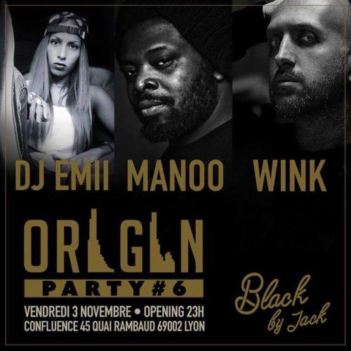 Origin PARTY #6