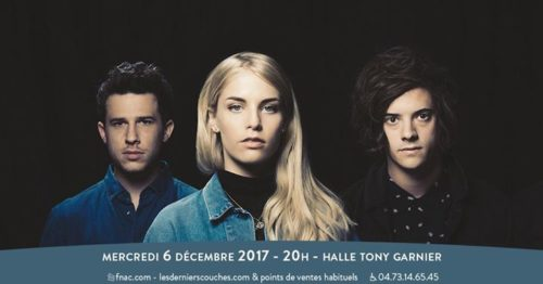 London Grammar L'Impératrice // Halle Tony Garnier // Lyon