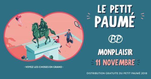 Lancement du Petit Paumé 2018 - Monplaisir