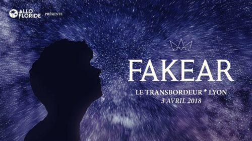 Fakear - Le Transbordeur, Lyon