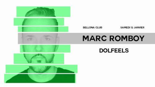 Bellona Club présente Marc Romboy & Dolfeels