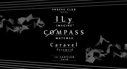 Annexe invite : ILy (Imagine*), CØmpass, Caravel