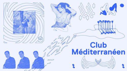 Club Méditerranéen x Rebel Up ! : Tropikal Camel, Rafael Aragón