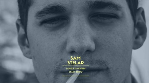 Sam Stelar // Le Parloir