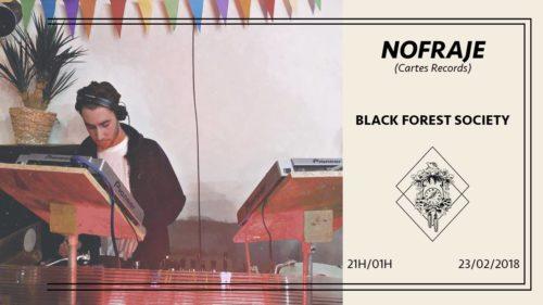 Nofraje in Black Forest Society