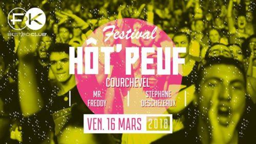 Hôt'Peuf Festival Party