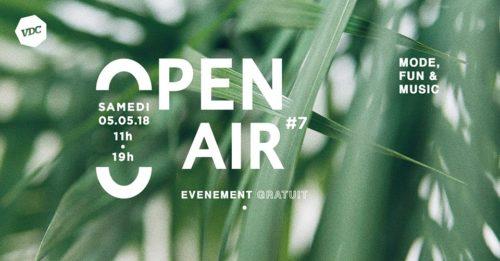 Open Air #7 - Village des Créateurs