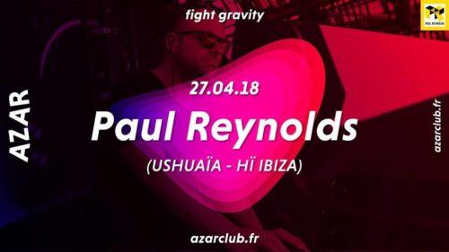 Paul Reynolds - AZAR club