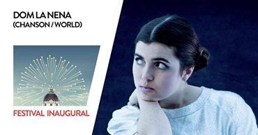 Concerts Dom La Nena, Black Lily's & Agathe B.| Grand Hôtel-Dieu