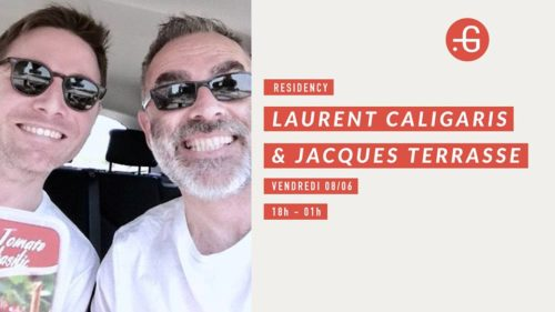 Laurent Galigaris & Jacques Terrasse Residency