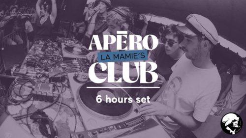 Apéro La Mamie's Club