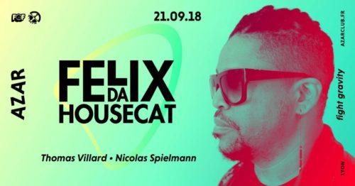 Felix Da Housecat - AZAR Club