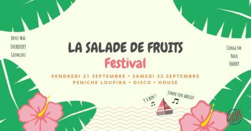 La Salade de Fruits Festival