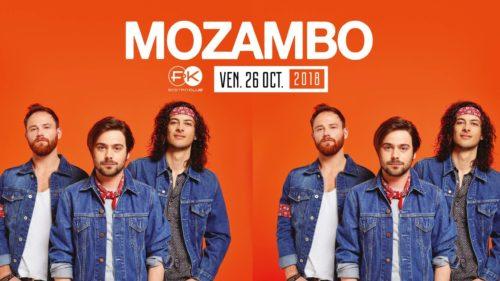 Mozambo DJset