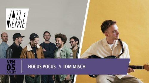 Hocus Pocus // Tom Misch • Jazz à Vienne 2019
