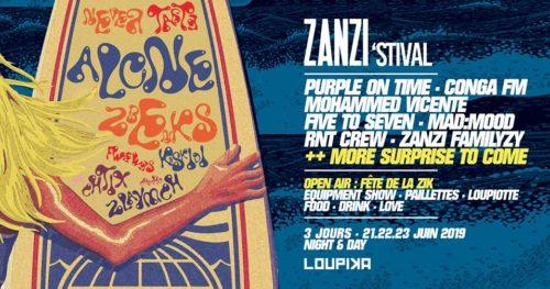 ZANZI'stival#2 | Night & Day - FestiLove