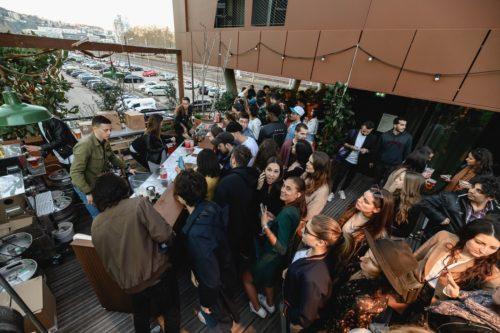 Rooftop Party - Fresh: Miimo // Ily // Bryce Wax