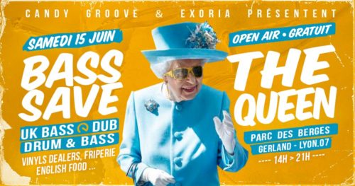 Open Air - Bass Save the Queen Part II