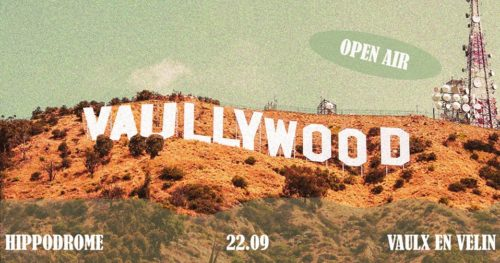 Chorba Frik Open Air ! / Vaullywood