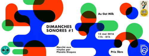 Dimanches sonores