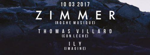 Ayers Rock Boat présente Zimmer (Roche Musique)