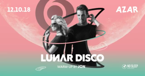 Lunar Disco - AZAR Club