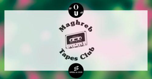 Flavien Taulelle : Maghreb Tapes Club   Festival du Péristyle