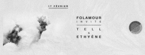 Folamour invite : Tell & Ethyène