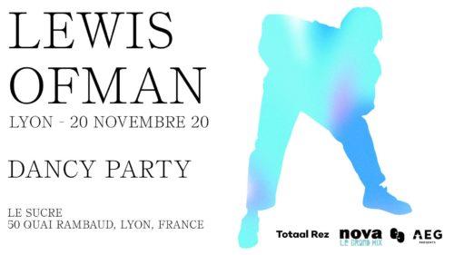 Lewis OfMan - Le Sucre - Lyon