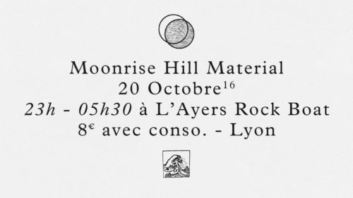 Moonrise Hill Material - All Night Long at Ayers Rock Boat