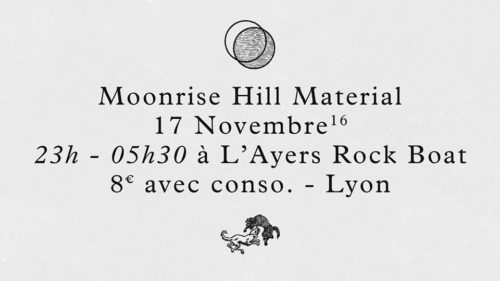 moonrise hill material takeover at ayers rock boat