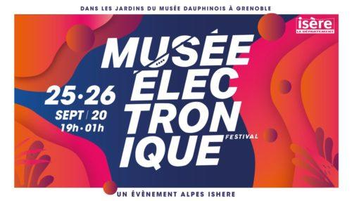 Musée Électronique Festival 2020