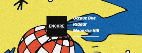 Octave One live - Klaaar - Moonrise Hill