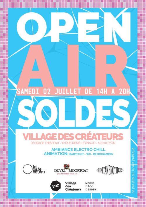 OPEN AIR 2 Le Village des Créateurs