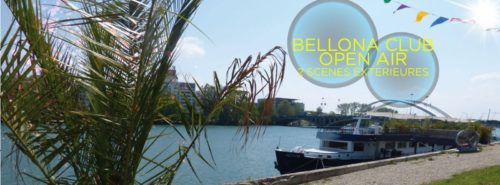 cover event open air bateau bellona