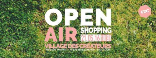 Open Air - Village des Créateurs