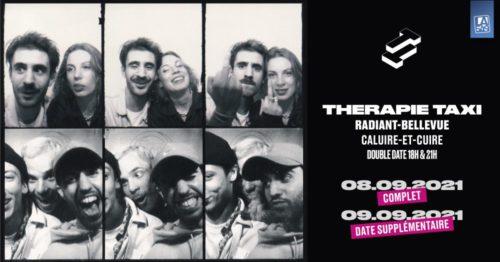 Thérapie Taxi en concert à Lyon !