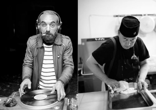 TOUS A LA GUILL Lotfi x Chef Piet Djing & Cooking