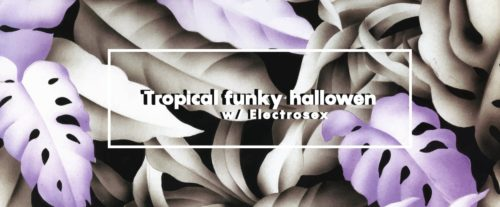 Tropical Funky Halloween