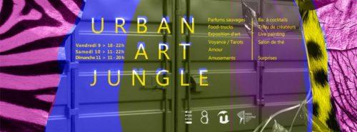 Urban Art Jungle Festival 2016 lyon