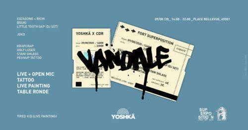 Yoshkä x Chineurs de rap —