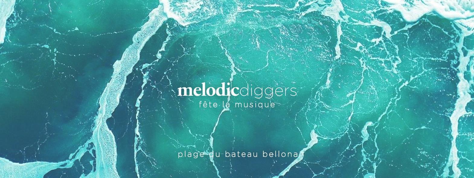 cover evenement melodic diggers fete de la musique lyon