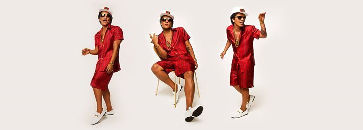 Bruno Mars Lyon