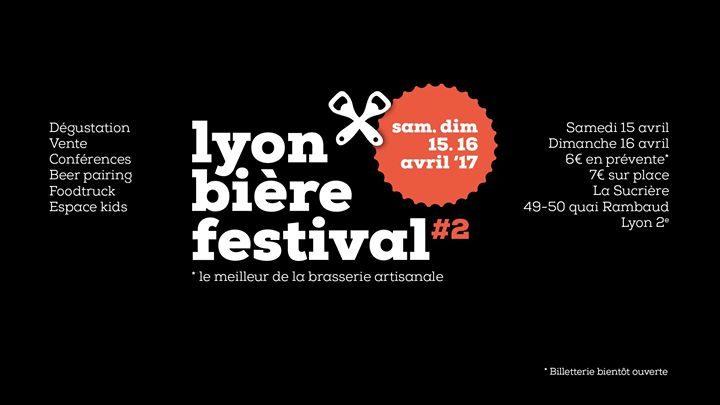 Lyon Bière Festival #2