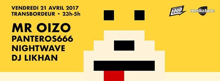 Mr. Oizo & friends au Transbordeur