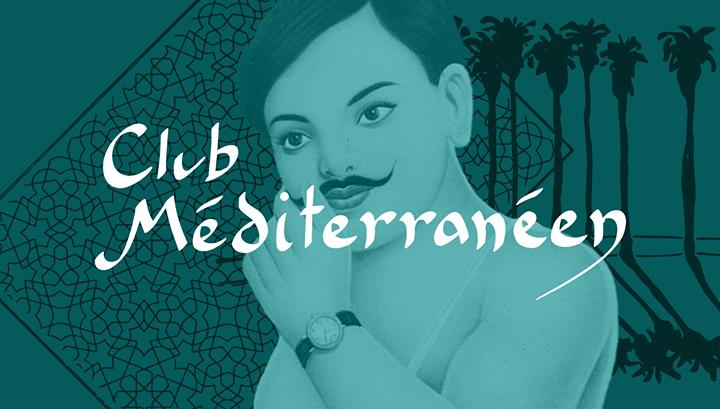Club Méditerranéen : Mehmet Aslan B2B Fattish, Badre