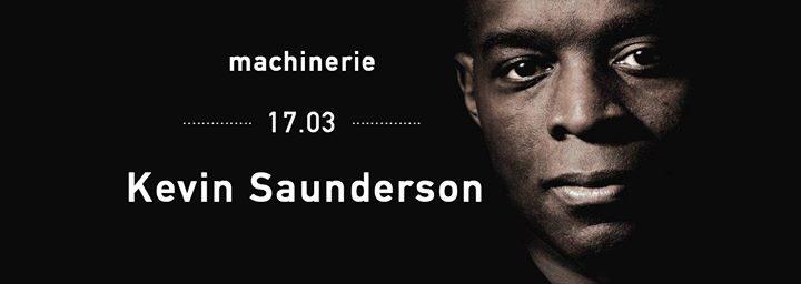 Kevin Saunderson à La Machinerie